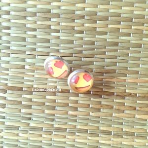 LOVELY EMOJI STUD EARRINGS